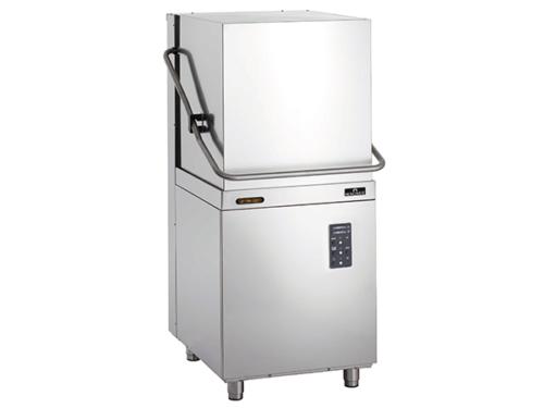 Máquinas de lavar louças e recipientes